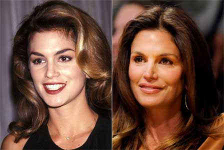Cindy Crawford, Be a Forever Young Model
