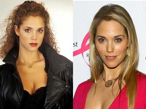 Elizabeth Berkley Perfect Transformation